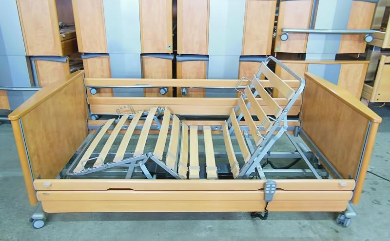 łóżka Rehabilitacyjne Elektryczne